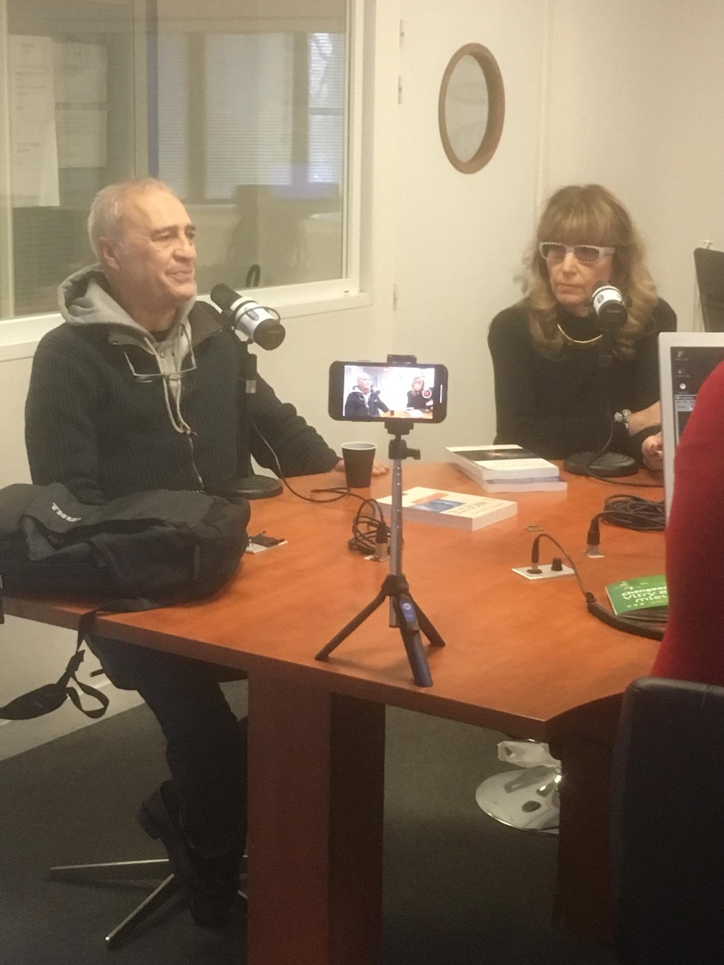 Beur FM , Gérard Lopez et Kathya de Brinon