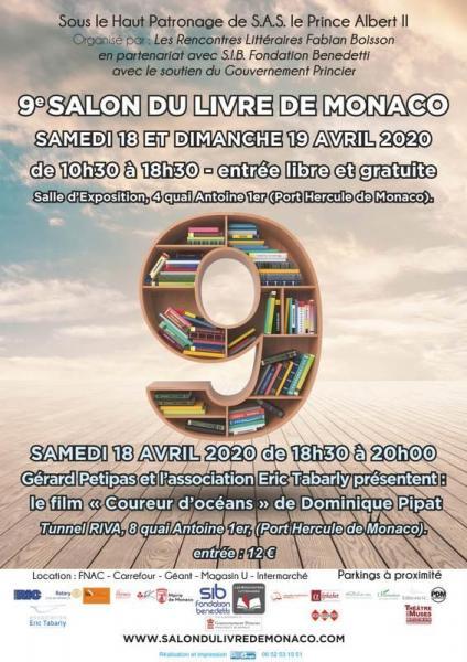 Monaco affiche 2020